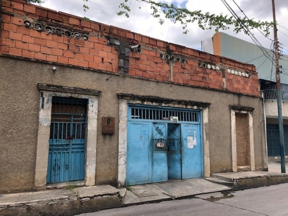554 M2. En Venta Casa Y Terreno Zonificación Comercial Aveni