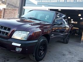 Chevrolet S10 2.8 4x2 Std Inter. Año 2003 Financio -dasautos