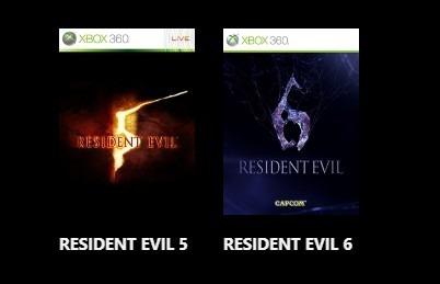Resident Evil 6 Xbox 360 Em Midia Digital +
