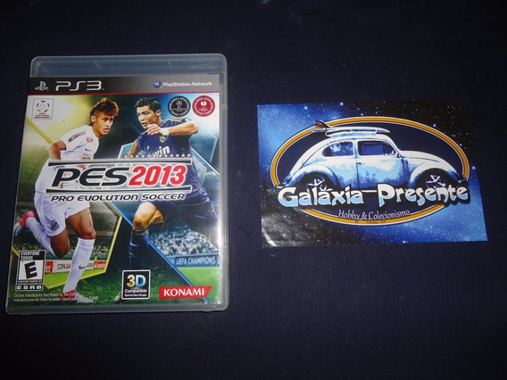 Pes 2013 Pro Evolution - Playstation 3 Ps3 Física Original