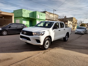 Toyota Hilux 4x2 Cd Dx 2.4 Tdi 6mt
