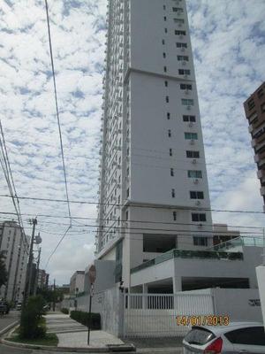 Flat Com 1 Dormitório Para Alugar, 25 M² Por R$ 150/dia - Tambaú - João Pessoa/pb - Fl0033