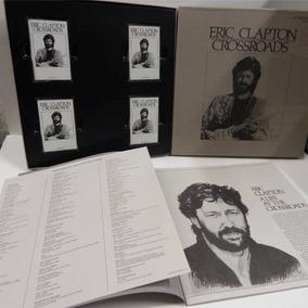 Box Fita K7 Cassete Eric Clapton Crossroads