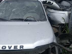 Land Rover Freelander V6 Piel Qc At 6cil