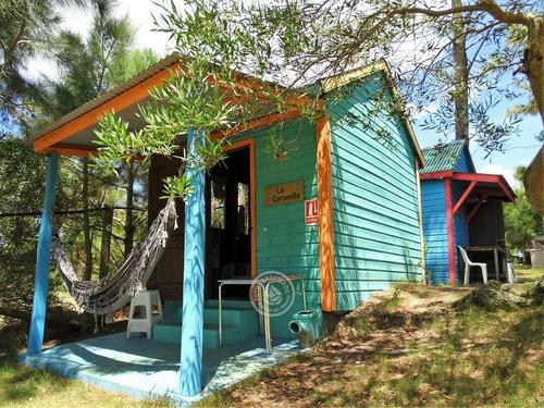 Camping De La Viuda - Mini Cabañas En Punta Del Diablo