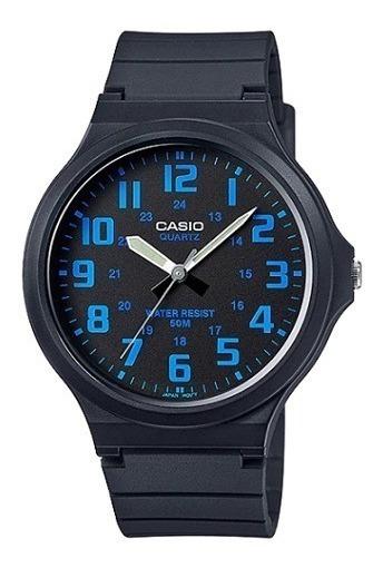 Relógio Casio Analógico Masculino Mw-240-2bvdf