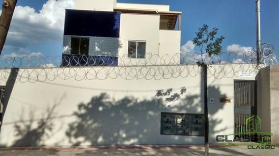 Apartamento Com Área Privativa Com 2 Quartos Para Comprar No Candelária Em Belo Horizonte/mg - 2785