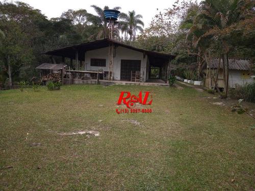 Chácara Com 5 Dormitórios À Venda, 72000 M² - Vila Elias - Jacupiranga/sp - Ch0025