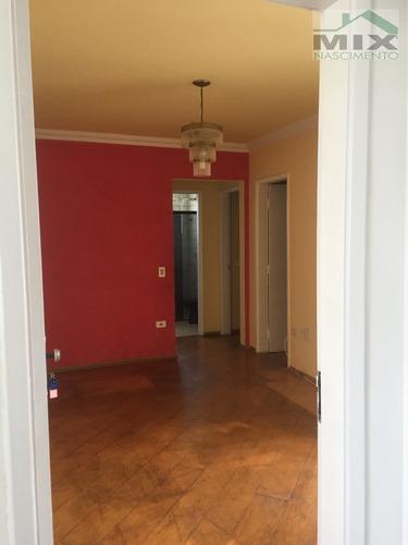 Imagem 1 de 10 de Apartamento Em Taboão  -  São Bernardo Do Campo - 306