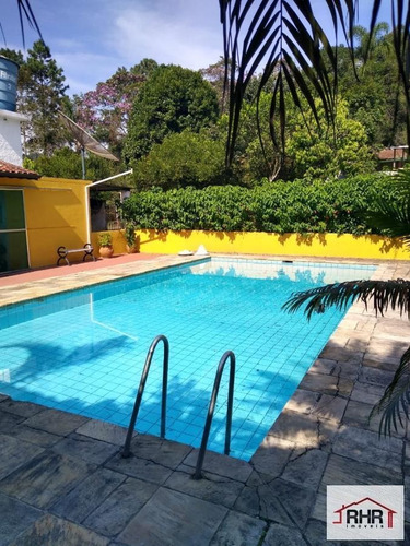 Chácara Para Venda Em Ribeirão Pires, Pouso Alegre, 3 Dormitórios, 1 Suíte, 2 Banheiros, 7 Vagas - 922_1-1825708