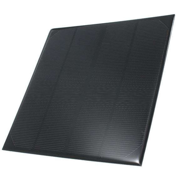 Solar Panel Fotovoltaico Del Panel Solar Epoxy Monocristalin