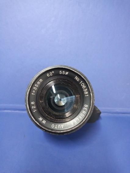 Lente M 42 35mm Ler Anúncio