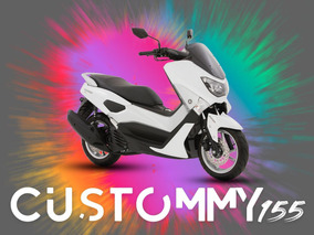 N-max Abs Ed.my Custommy 155