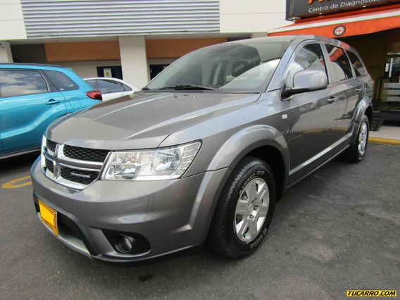Dodge Journey Se 2.400 At