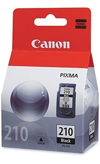 Cartucho Canon 210 Negro Pg-210 - Factura A Y B