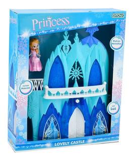 Castillo Musical Luz Lovely Castle Princess Ditoys (6896)