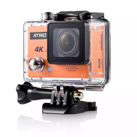 Câmera Actio Cam Digital Fullsport 4k C/ Wifi Cotrol - Dc185