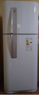 Heladera No Frost Electrolux