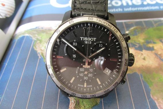 Relógio Tissot Cronógrafo Safira Original