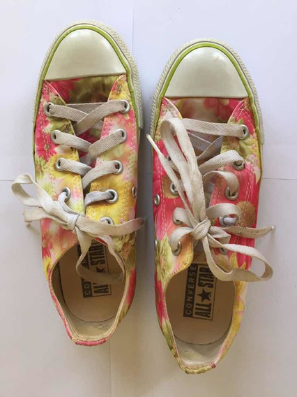 All Star Floral Tênis, 35