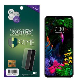 Película LG G8s Thinq | Hprime Curves Pro Cobre Toda Tela
