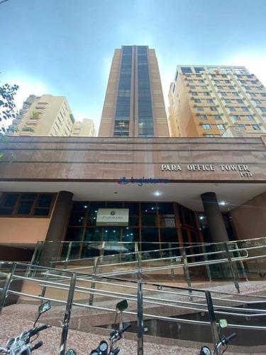 Imagem 1 de 8 de Loja Para Alugar, 80 M² Por R$ 1.500/mês - Edifício Pará Office Tower - Centro - Londrina/pr - Lo0039
