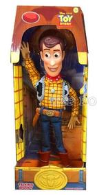 Woody E Jessie Toy Story Boneco Falante Original Valor Unid