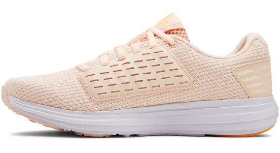 Tenis Under Armour Mujer Rosa W Surge 3021248600