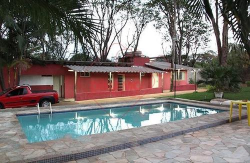 Chácara À Venda, Condomínio Balneário Recreativa - Ribeirão Preto/sp - Ch0016