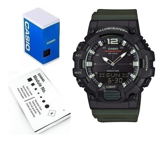 Reloj Casio Hdc700 Analogo Digital Perfecto Buceo
