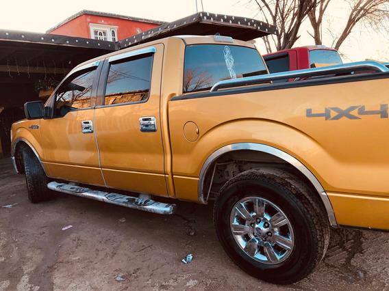 Ford F-150 2009 V8 4x4 Cuatro Puertas