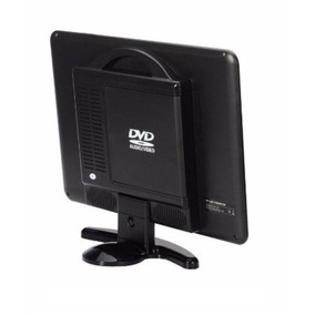 Kit Tv Full Hd Digital 3d Com Conversor Integrado Portatil 1