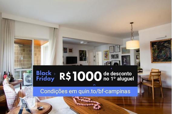 Apartamento No 6º Andar Com 3 Dormitórios E 2 Garagens - Id: 892983735 - 283735