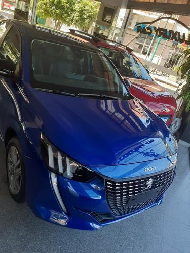 Peugeot 208 1.6l Feline Tiptronic Okm Anticipo Y Cuotas