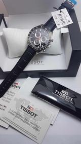 Relógio Tissot Prs516 T044417 Couro Preto + Frente Grátis