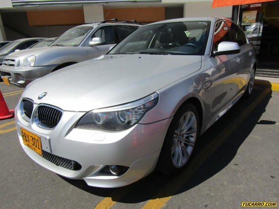 Bmw Serie 5 530i 3.0 At Paquete M