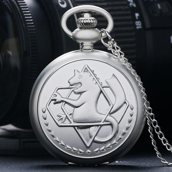 Relógio Fullmetal Alchemist