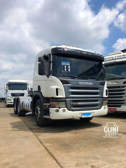 Scania P340 P 340 6x2 2011 Trucado = G380 G420 R124 Fh Vw 11