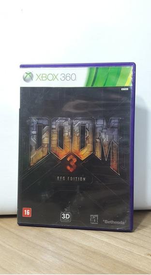 Doom 3 Bfg Edition Xbox 360 Original Seminovo