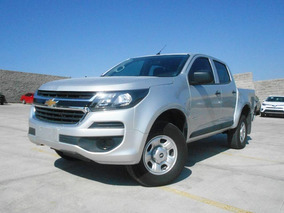 Chevrolet S-10 Doble Cabina Tm 2017 Plata