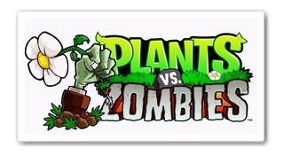 Album Figuritas Plants Vs Zombies. Completo A Pegar