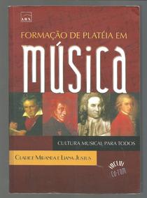 Formação De Plateia Em Musica - Clarice Miranda