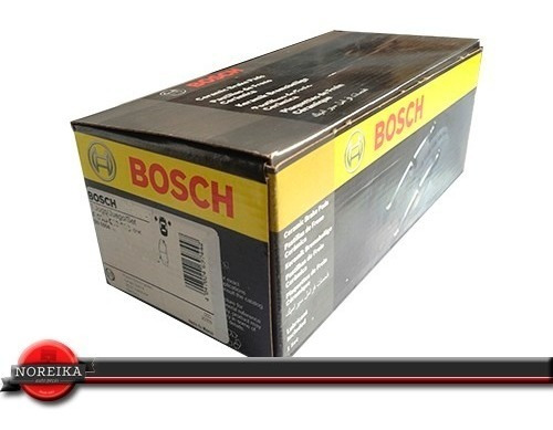 Jogo Pastilha Dianteira Cerâmica Sentra Nissan Bosch Bn0815