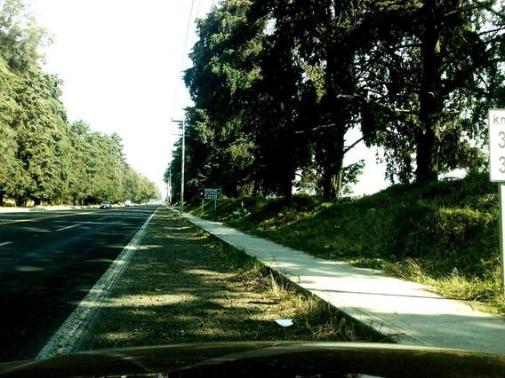 Venta Terreno Km 33 Carr. México -cuautla. Cerca Tlalmanalco. A 100 M Autop. Ameca Meca - Cuautla