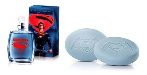 Kit Infantil Batman Vs Superman - Jequiti - 20% Off