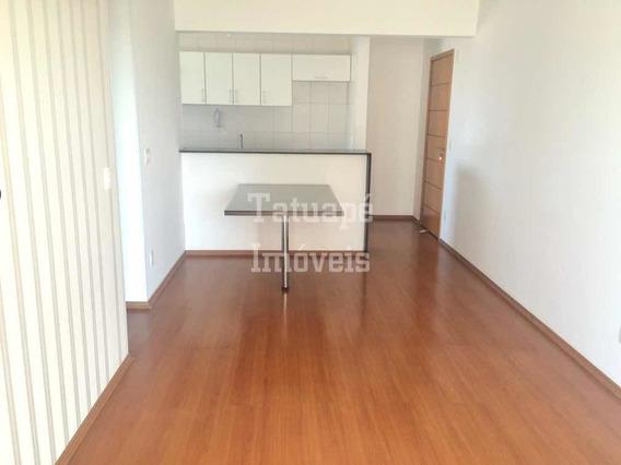 Apartamento Rua Tuiuti - 64m² - 2 Vagas