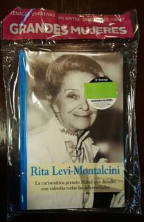Grandes Mujeres Rba # 12 Rita Levi- Montalcini.