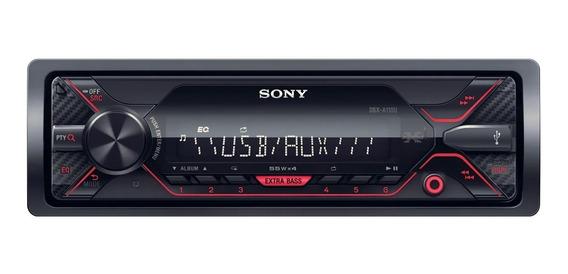 Estéreo para auto Sony DSX A110U con USB