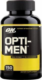 Opti-men On Optimun Nutrition Multivitamínico 150 Capsulas