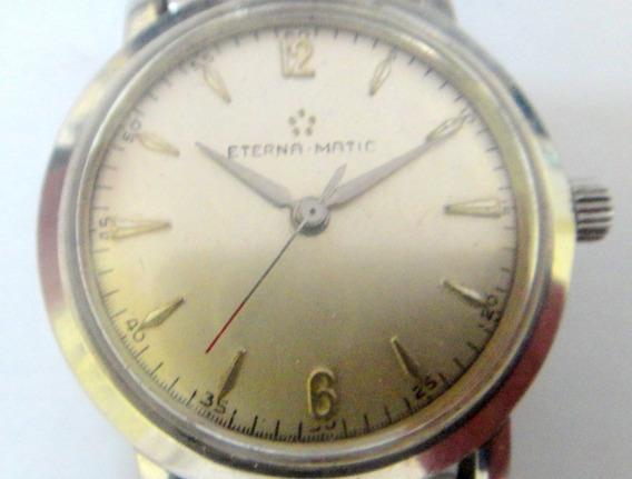 Relógio Eterna Martic Impecável